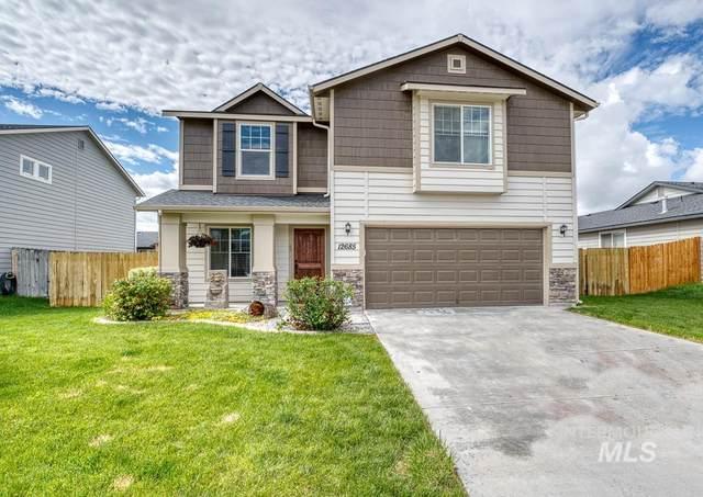 12685 Brownstone, Nampa, ID 83651 (MLS #98804068) :: Build Idaho