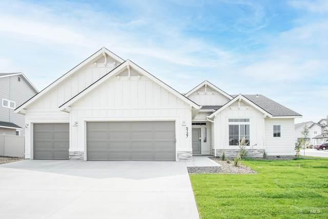 5127 W Sands Basin Dr., Meridian, ID 83646 (MLS #98804112) :: Idaho Real Estate Advisors