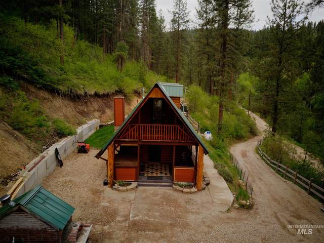 78 Johnson Creek Rd, Boise, ID 83716 (MLS #98804235) :: Scott Swan Real Estate Group
