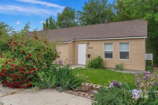 2101-2103 E Oak Street, Caldwell, ID 83605 (MLS #98804249) :: Michael Ryan Real Estate