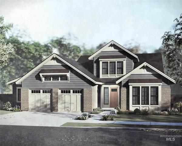 3721 W Neville Ranch Ct., Boise, ID 83714 (MLS #98804324) :: Scott Swan Real Estate Group