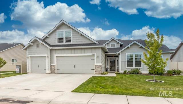 11883 W Trailheights St., Star, ID 83669 (MLS #98804347) :: Hessing Group Real Estate