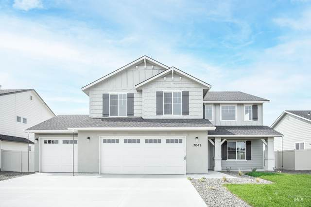 7841 E Rogue Dr, Nampa, ID 83687 (MLS #98804402) :: Scott Swan Real Estate Group