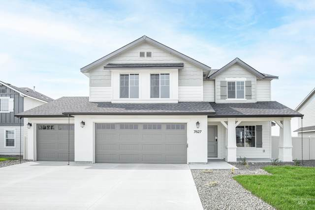 7827 E Rogue Dr, Nampa, ID 83687 (MLS #98804403) :: Scott Swan Real Estate Group