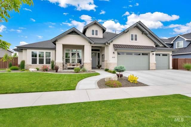 3878 W Ladle Rapids St, Meridian, ID 83646 (MLS #98804512) :: Minegar Gamble Premier Real Estate Services
