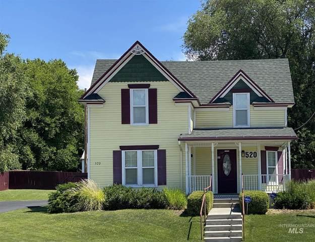 520 16th Avenue N, Nampa, ID 83687 (MLS #98804914) :: Idaho Life Real Estate
