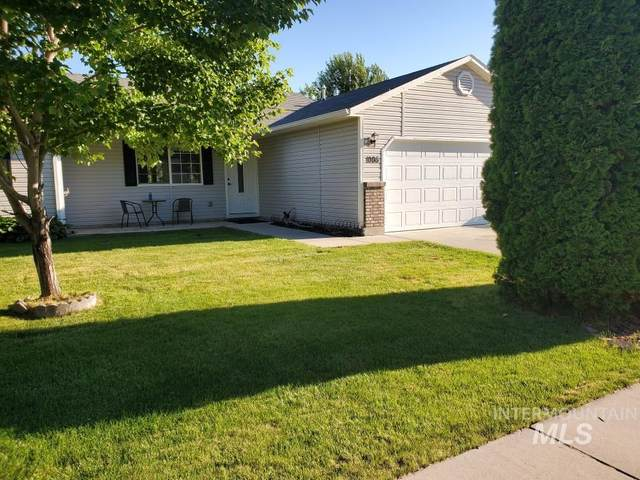 1006 Nw 24Th St, Fruitland, ID 83619 (MLS #98805058) :: Minegar Gamble Premier Real Estate Services