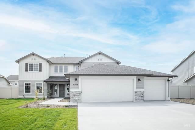 5083 W Sands Basin Dr, Meridian, ID 83646 (MLS #98805080) :: Navigate Real Estate
