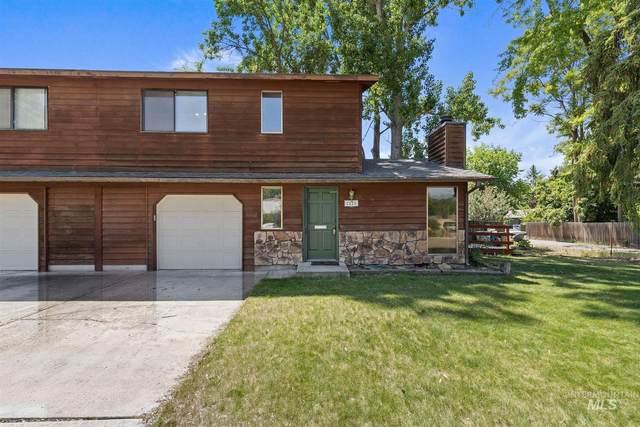 2825 Sunset Avenue, Boise, ID 83703 (MLS #98805273) :: Beasley Realty