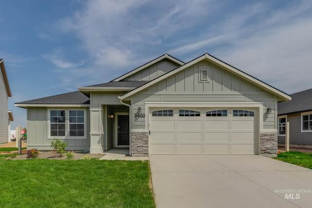 5048 W Ladle Rapids Dr, Meridian, ID 83646 (MLS #98805341) :: Team One Group Real Estate