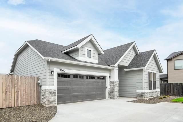 3860 E Forked Deer Ln, Boise, ID 83716 (MLS #98805476) :: Full Sail Real Estate