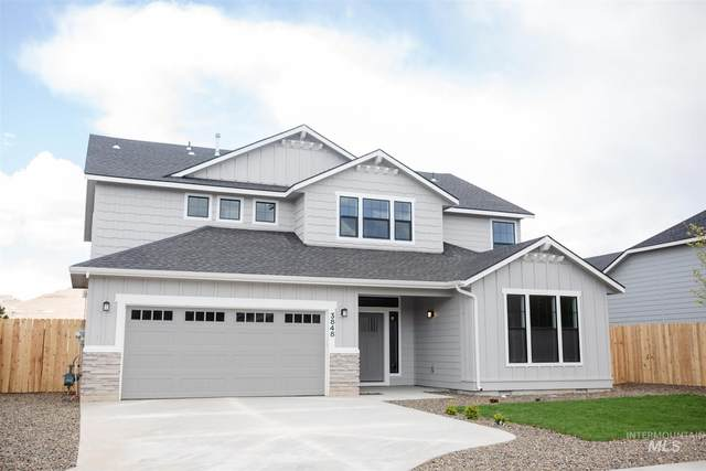 3848 E Forked Deer Ln, Boise, ID 83716 (MLS #98805477) :: Story Real Estate