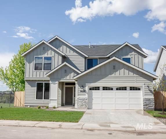 3826 E Forked Deer Ln, Boise, ID 83716 (MLS #98805478) :: Story Real Estate