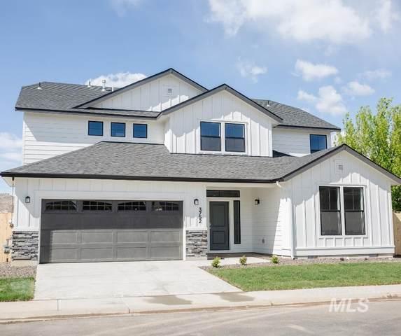 3752 E Forked Deer Ln, Boise, ID 83716 (MLS #98805479) :: Story Real Estate