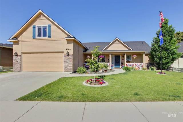 5369 N Sun Shimmer Ave, Meridian, ID 83646 (MLS #98805615) :: Story Real Estate