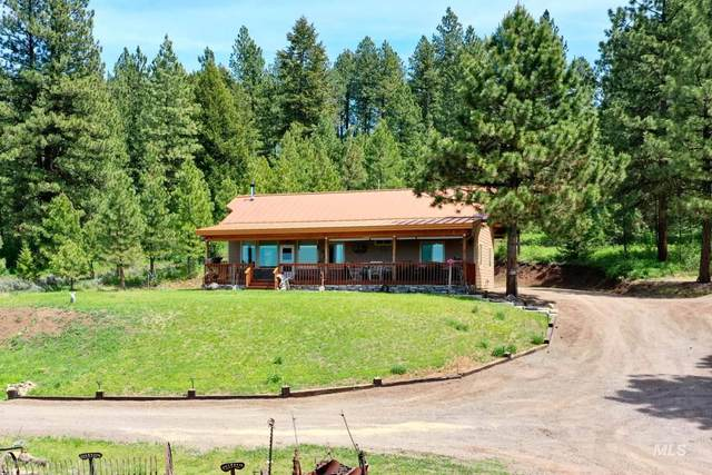 3301 Ditch Creek Rd, Council, ID 83612 (MLS #98805631) :: Epic Realty