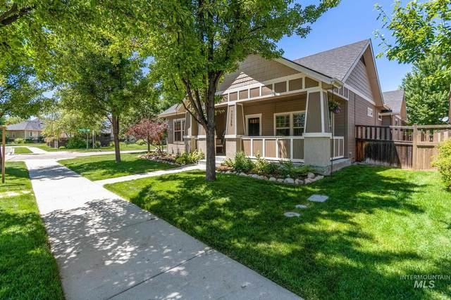 13329 N N Shafer Way, Boise, ID 83714 (MLS #98805640) :: Minegar Gamble Premier Real Estate Services