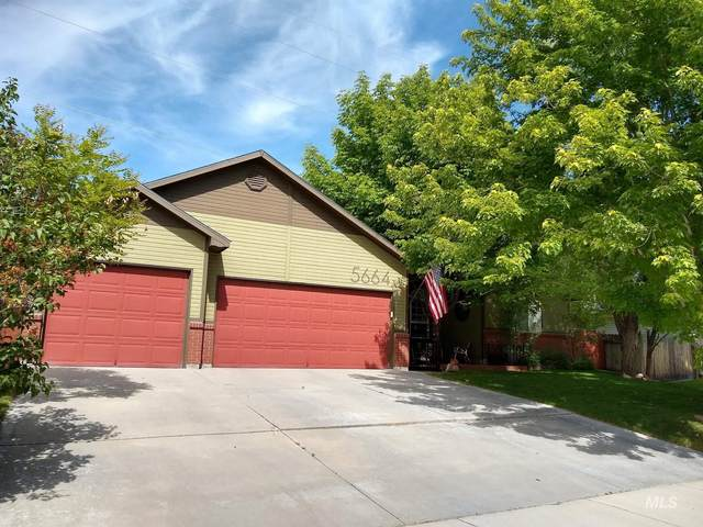 5664 S Hollyhock Pl, Boise, ID 83716 (MLS #98805712) :: Beasley Realty