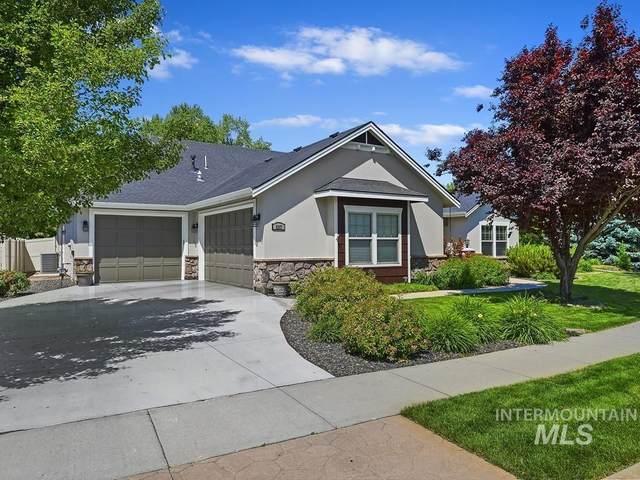 587 N Senora Way, Eagle, ID 83616 (MLS #98805833) :: Build Idaho