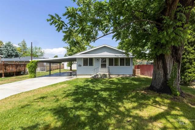 108 Hudson Avenue, Nampa, ID 83651 (MLS #98806071) :: Hessing Group Real Estate
