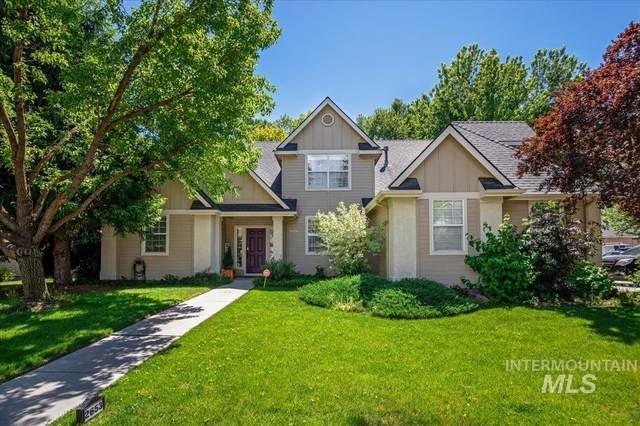 2653 E Lakefork Dr, Eagle, ID 83616 (MLS #98806212) :: Scott Swan Real Estate Group