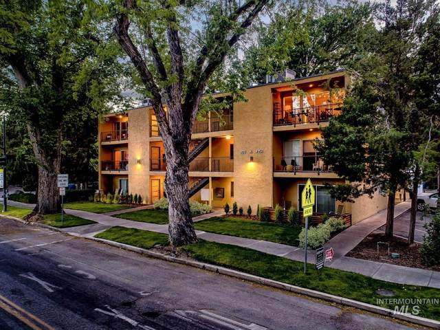 925 N 9TH ST #19, Boise, ID 83702 (MLS #98806286) :: Story Real Estate