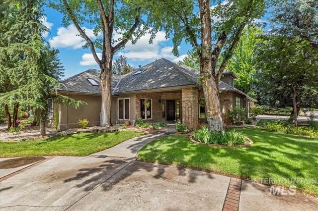 9316 N Pebble Falls Lane, Boise, ID 83714 (MLS #98806287) :: Beasley Realty