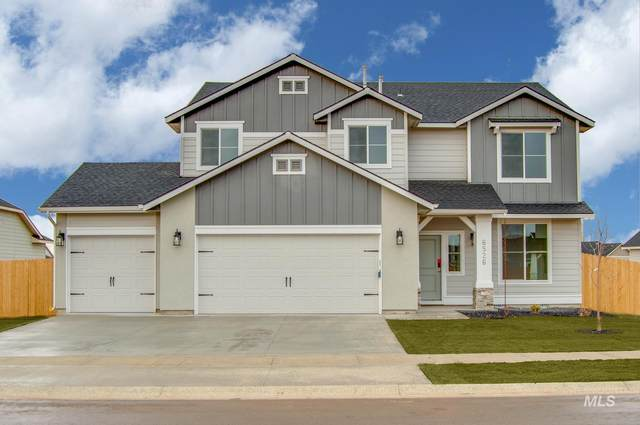 5100 W Sands Basin Dr, Meridian, ID 83646 (MLS #98806291) :: Team One Group Real Estate