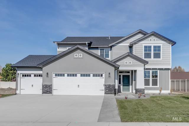 5078 W Sands Basin Dr, Meridian, ID 83646 (MLS #98806297) :: Team One Group Real Estate