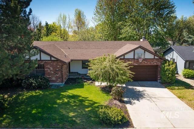 5291 W Redbridge, Boise, ID 83703 (MLS #98806328) :: Hessing Group Real Estate