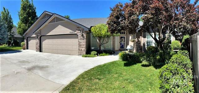 1254 W White Sands, Meridian, ID 83642 (MLS #98806412) :: Hessing Group Real Estate