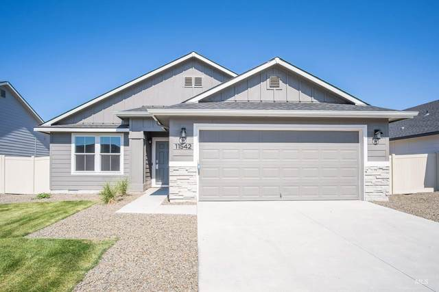 11542 Maidstone St., Caldwell, ID 83605 (MLS #98806513) :: Team One Group Real Estate
