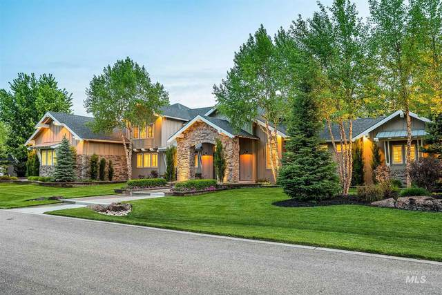 2164 W Holly Mountain Drive, Eagle, ID 83616 (MLS #98806548) :: Hessing Group Real Estate