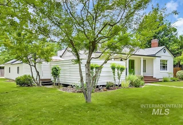 825 E Jefferson St, Boise, ID 83712 (MLS #98806593) :: Hessing Group Real Estate