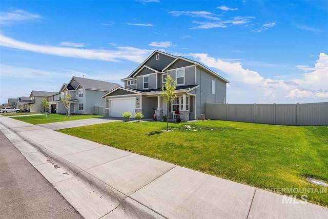 715 SW Inby St, Mountain Home, ID 83647 (MLS #98806606) :: Scott Swan Real Estate Group