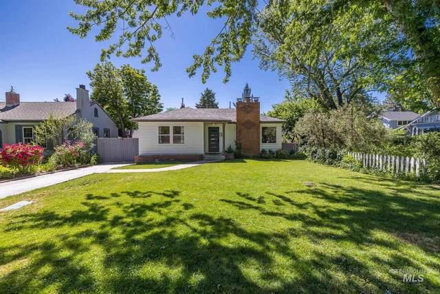 2411 N 20TH Street, Boise, ID 83702 (MLS #98806610) :: Trailhead Realty Group