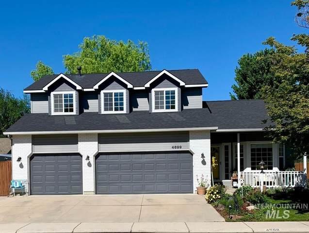 4699 N Porsche Way, Boise, ID 83713 (MLS #98806771) :: Scott Swan Real Estate Group