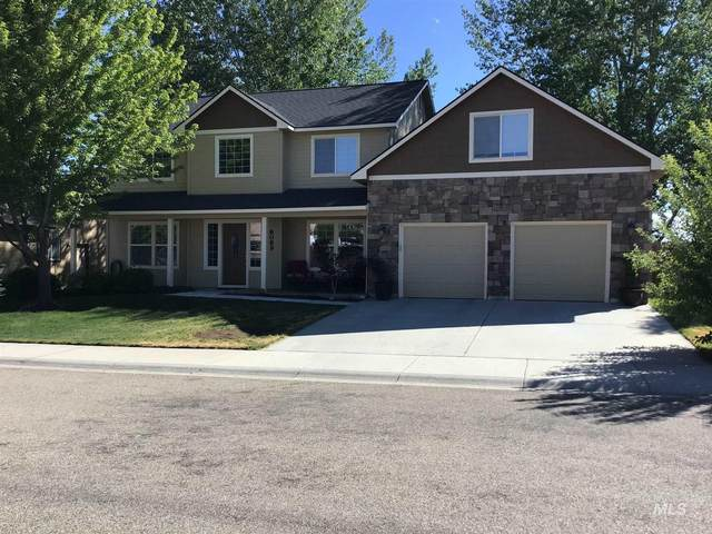 8089 S Diego Way, Boise, ID 83709 (MLS #98806839) :: Bafundi Real Estate