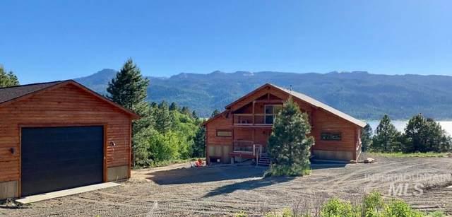 131 Duffers Ln, Cascade, ID 83611 (MLS #98806951) :: Boise River Realty
