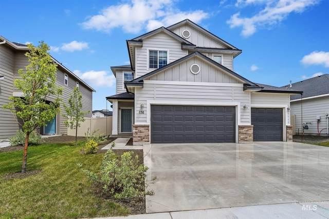 176 S Riggs Springs Ave, Meridian, ID 83642 (MLS #98807097) :: Scott Swan Real Estate Group