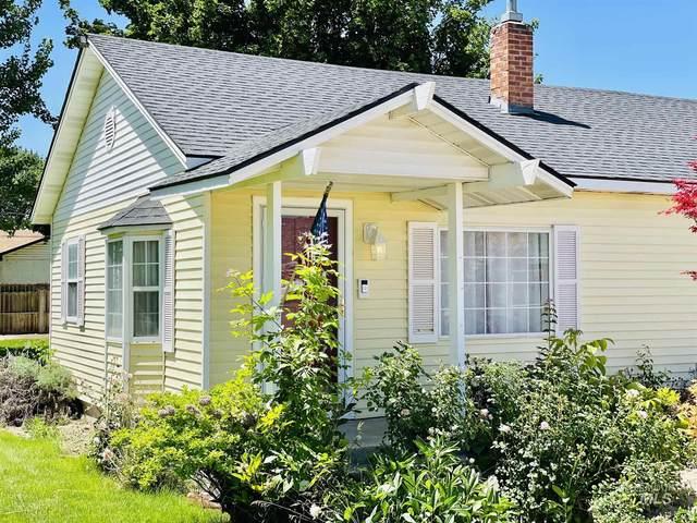806 W Logan, Caldwell, ID 83605 (MLS #98807130) :: Michael Ryan Real Estate