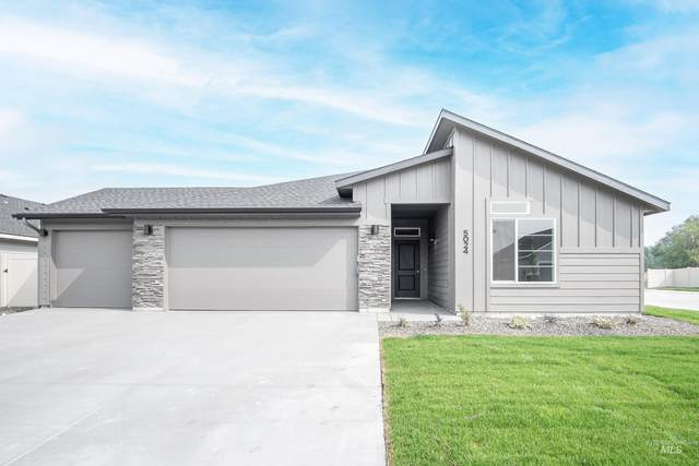 5024 W Ladle Rapids Dr, Meridian, ID 83646 (MLS #98807146) :: Idaho Real Estate Advisors