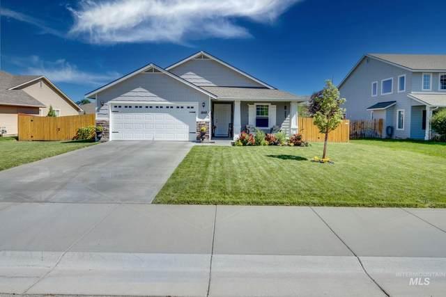 1848 W Caspian St, Kuna, ID 83634 (MLS #98807281) :: Story Real Estate
