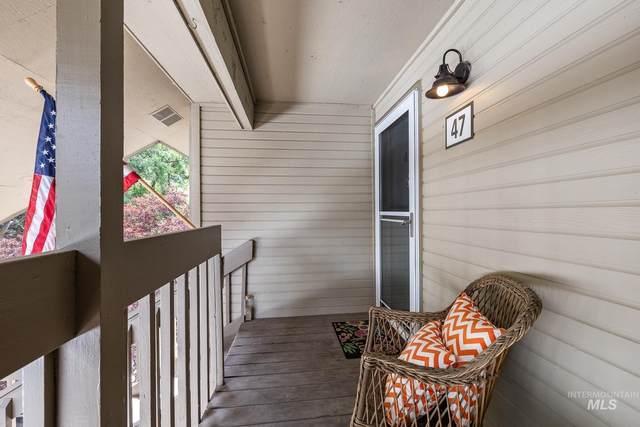 3719 S Gekeler Ln #47, Boise, ID 83706 (MLS #98807366) :: Build Idaho