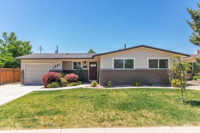 1331 N Owens, Boise, ID 83704 (MLS #98807432) :: Adam Alexander