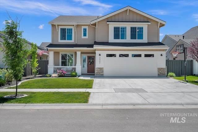 3407 E Gisborne St., Meridian, ID 83642 (MLS #98807576) :: Build Idaho