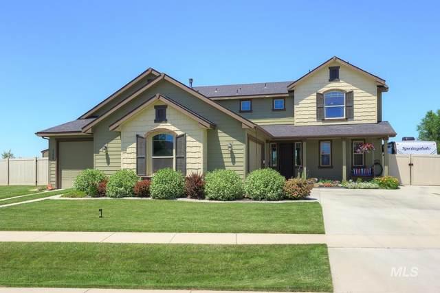 266 W Meadow Creek Way, Middleton, ID 83644 (MLS #98807655) :: Boise River Realty