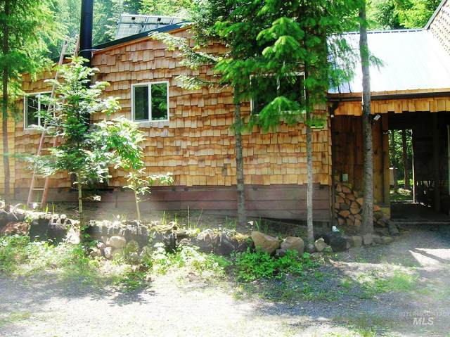 1520 Ove Creek Road, Orofino, ID 83544 (MLS #98807753) :: Jon Gosche Real Estate, LLC