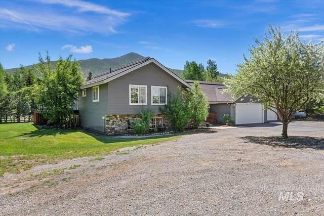 361 Croy Creek Rd, Hailey, ID 83333 (MLS #98807872) :: Idaho Real Estate Advisors