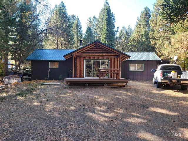 695 E Riverview Dr, Pine, ID 83647 (MLS #98807928) :: Jon Gosche Real Estate, LLC